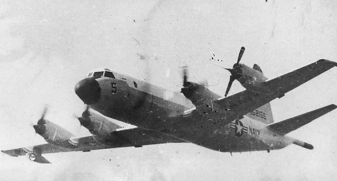 Локхид P-3 Орион (Lockheed P-3 Orion) — береговой патрульный самолёт