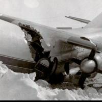 2 апреля 1963 г. При взлете с аэродрома «Магадан - 47» произошла авария с транспортным самолетом Ан-12 CCCP-11338