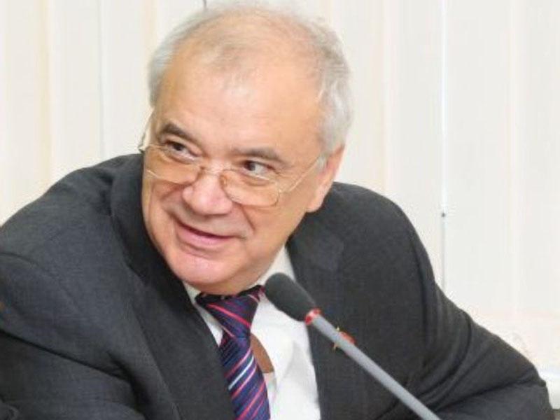 Владимир Христов, председатель совета директоров ОАО «Сусуманский ГОК «Сусуманзолото».