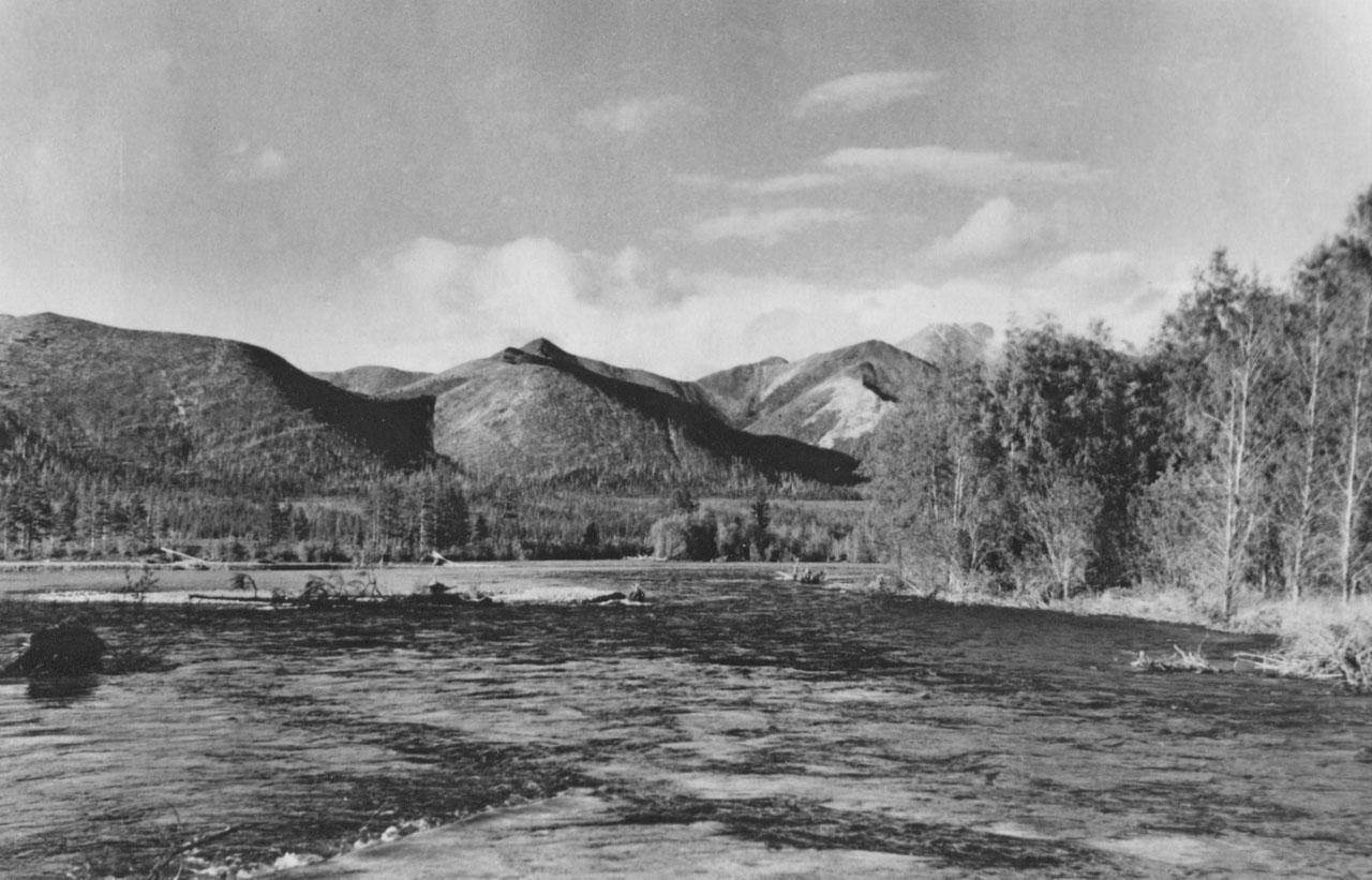 Ульчан. 1958 год. Фото из архива Елены Афанасьевой-Демчук.