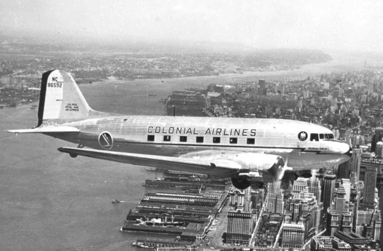 Douglas DC-3.