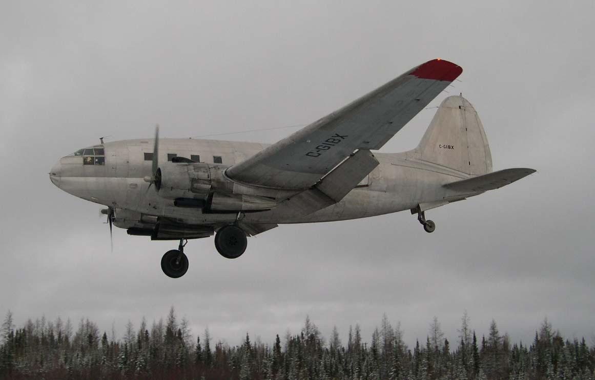 Кёртисс-Райт C-46 «Коммандо»
