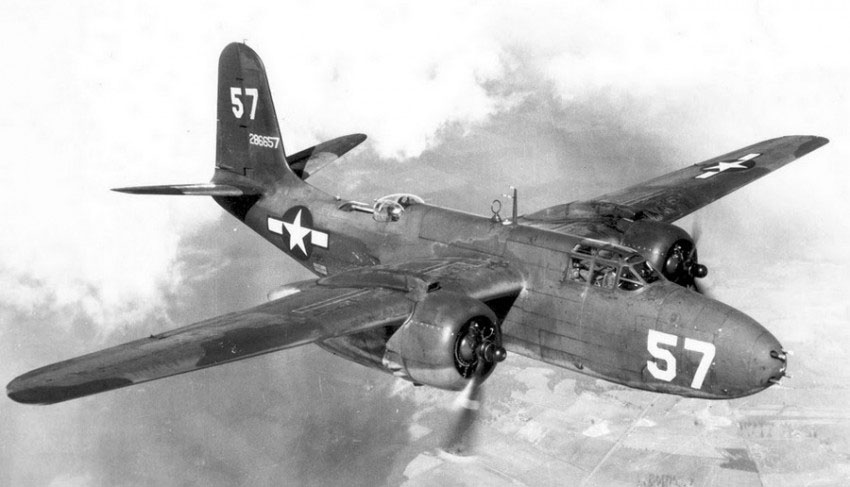 А-20G «Бостон».