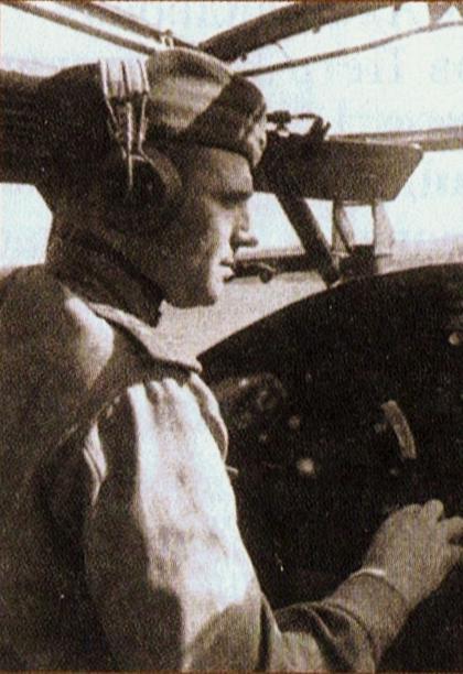3 ПАП. Командир 3 ПАП подполковник Федор Арсентьевич Твердохлебов