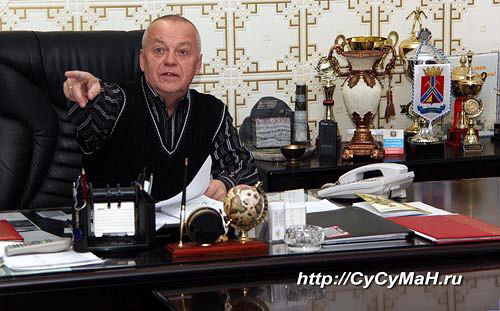 Гарусов Виталий Борисович. Руководитель ГРЭС.