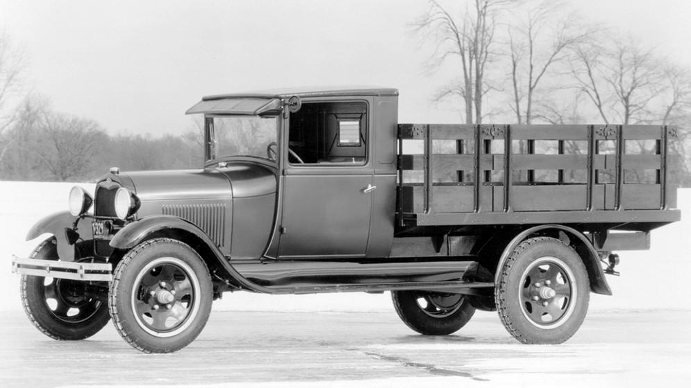 Грузовик Ford Model AA.