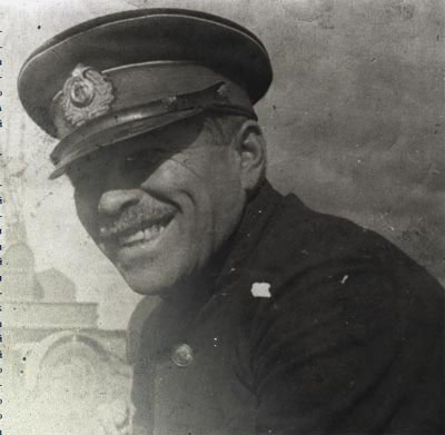 Летчик Дмитрий Николаевич Тарасов