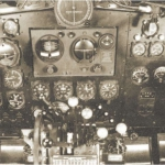 Кабина легендарного Ли-2.