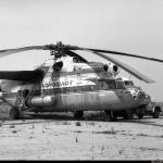 Ми-6 — первый в мире вертолет серийного производства, оснащенный двумя турбовальными двигателями со свободной турбиной