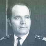 Василий Семенович Погорелов. Начальник аэропорта «Магадан-56» с 1963 по 1966 год.
