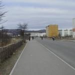 Улица в Магадане, названная в честь А.К. Болдырева