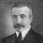 А.К. Болдырев - профессор Ленинградского горного института (30-е годы).