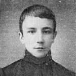 А.К. Болдырев в период окончания реального училища и поступления в Петербургский горный институт (1901 г.).