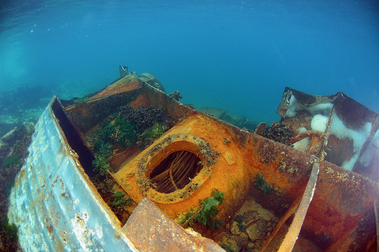 Подводная лодка 613-го проекта 171 ОБрПЛ.