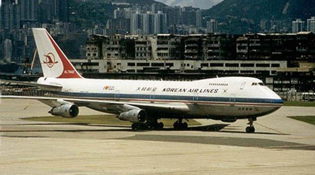 Корейский «боинг» (также Korean Air 007, KAL007 (KAL-007) или KE007) - «Боинг-747», сбитый в воздушном пространстве СССР 1 сентября 1983 года.