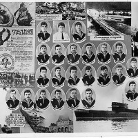 Экипаж БС-486 «Комсомолец Узбекистана».