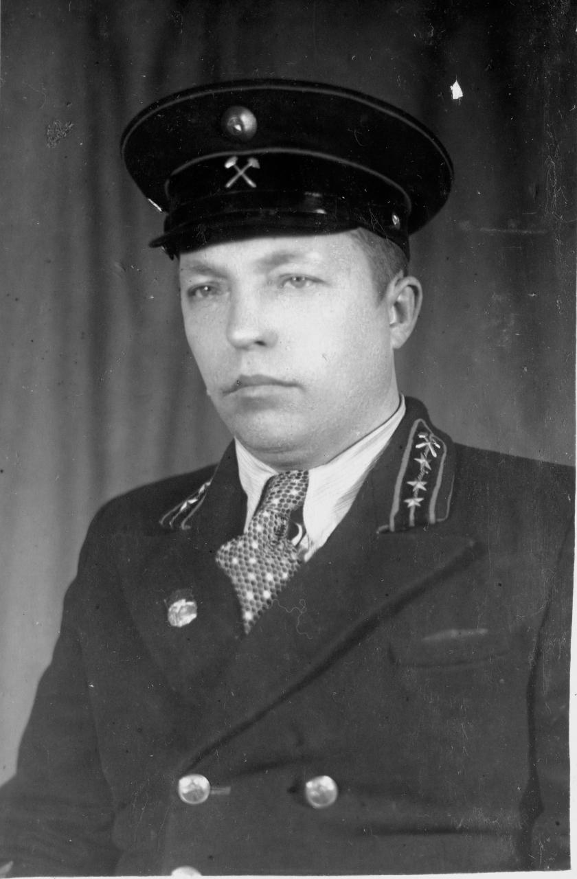 Александр Чирков.
