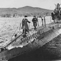 Подводная лодка Щ-118, «Кефаль» (типа Щ V-бис серии).