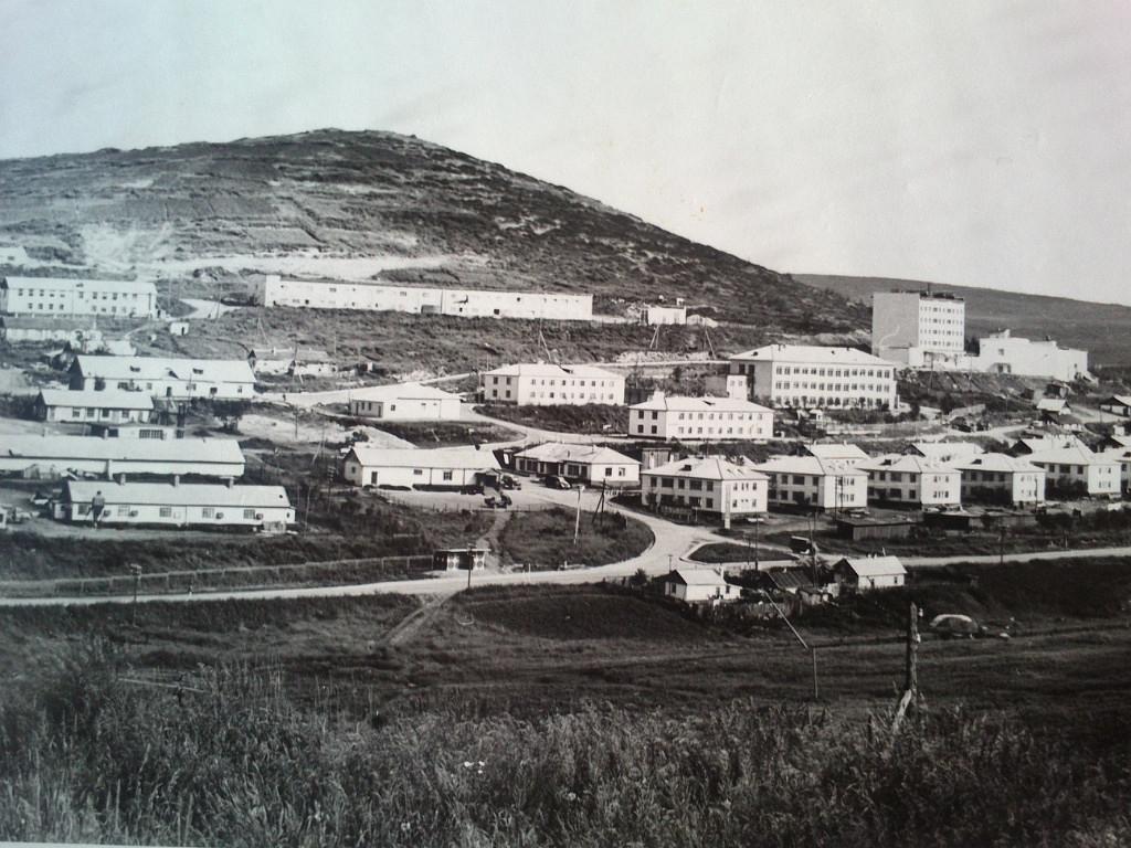 Посёлок Дукча.