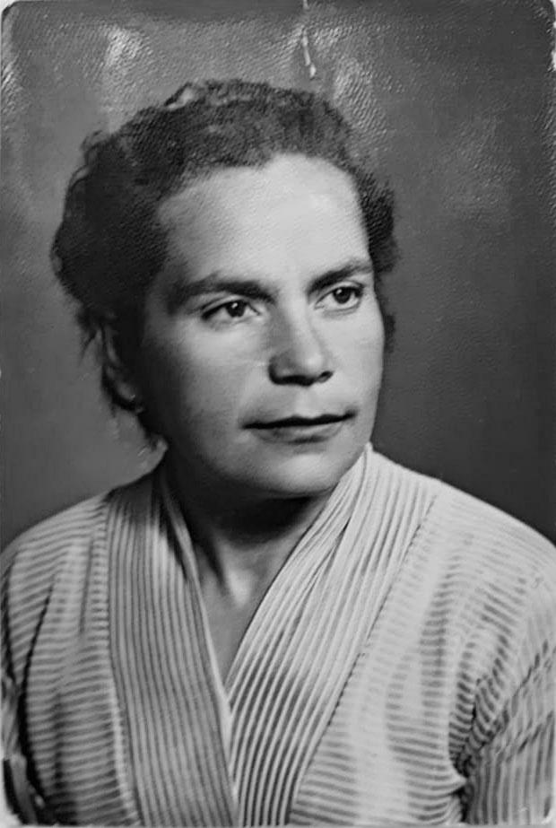 Новосад Антонина Харитоновна, 1963 год.
