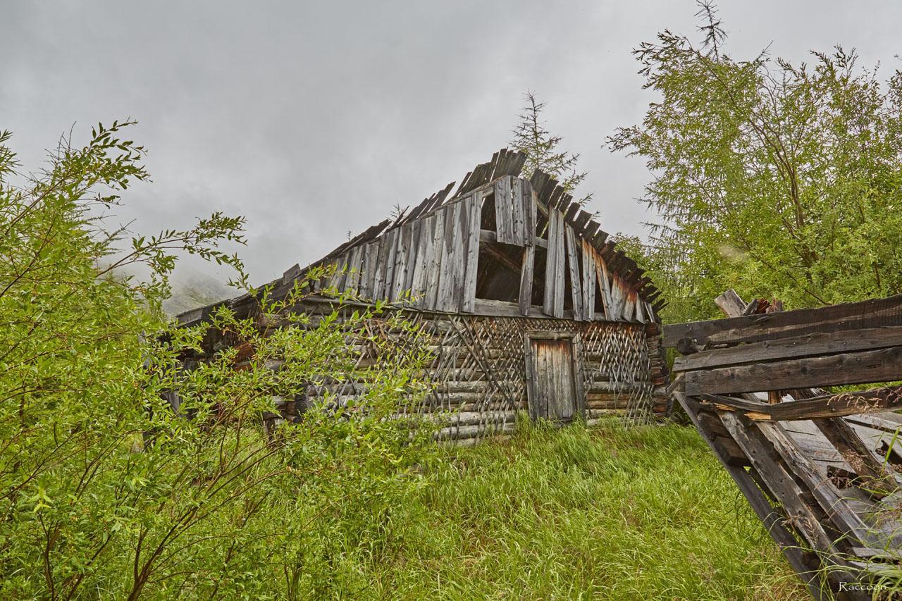 Дом в центральном поселке. Рудник Урчан.