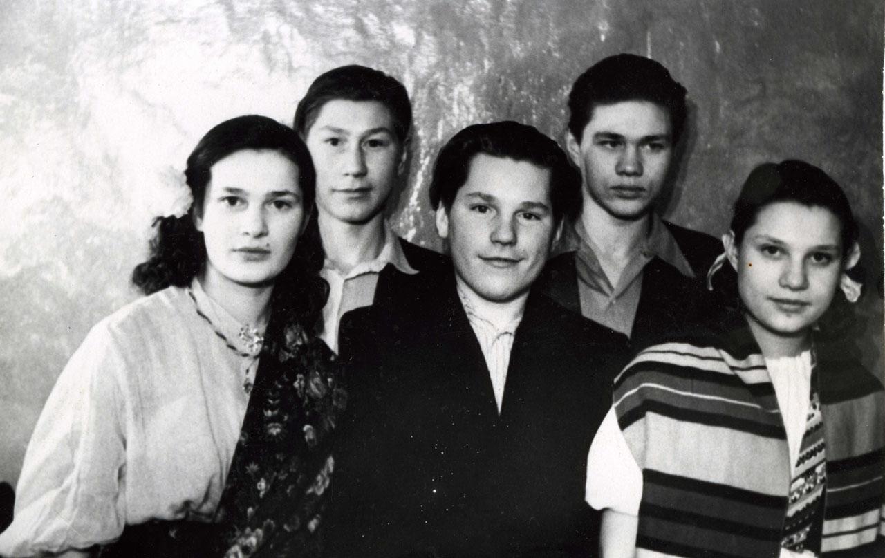 Дети Штурмового.