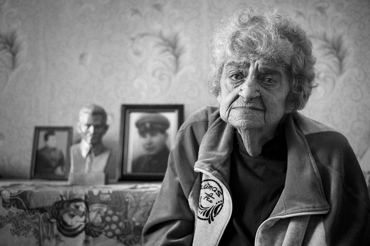 Наталья Хаютина. Фото Э. Гатауллина. 2015 год.