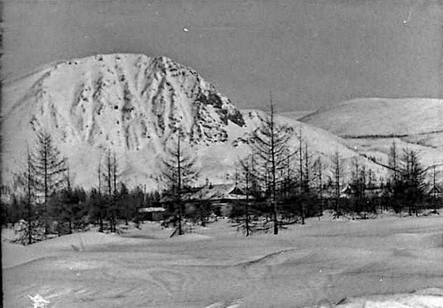 Гора Арарат.