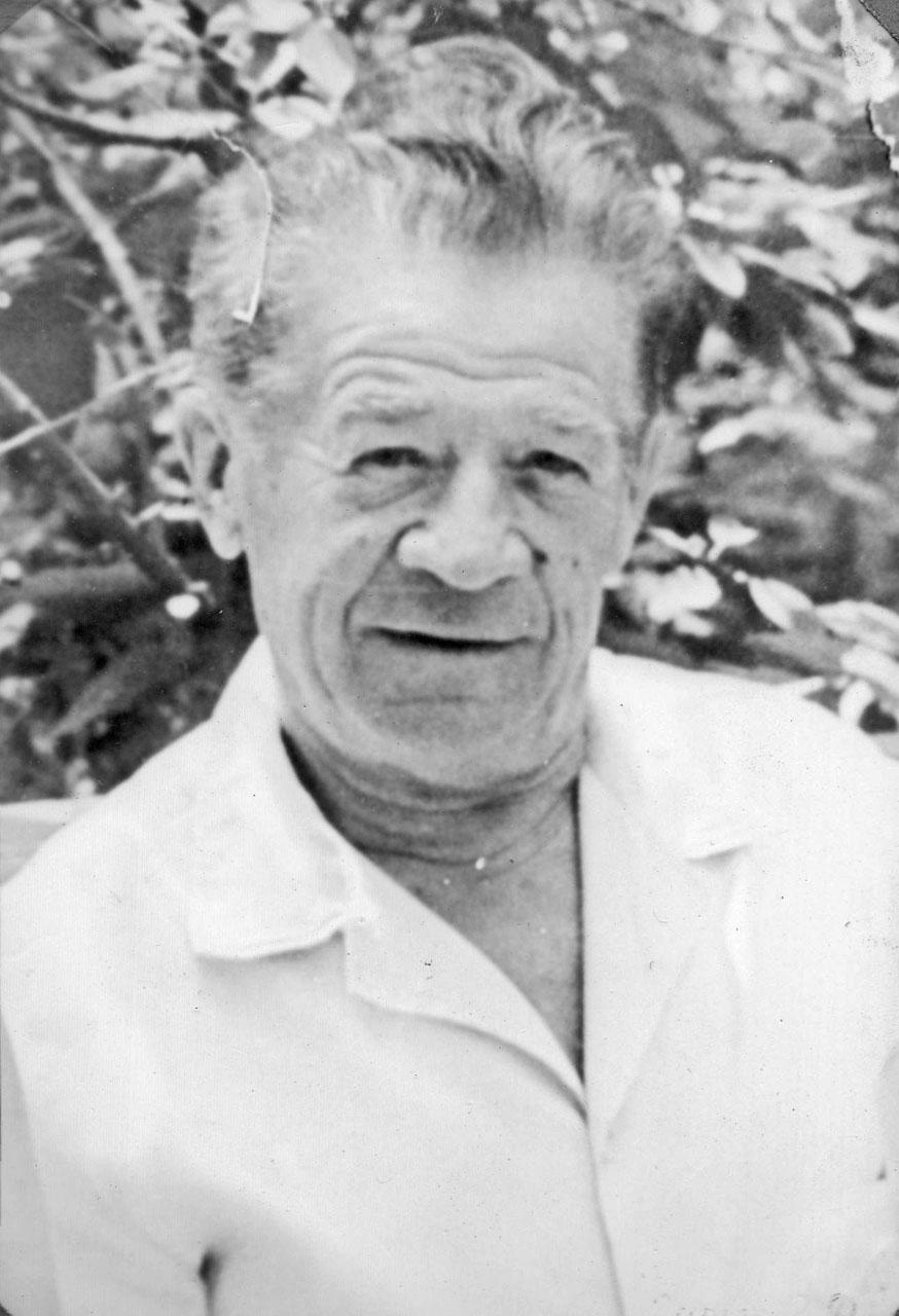 Григорий Федорович Гурин.