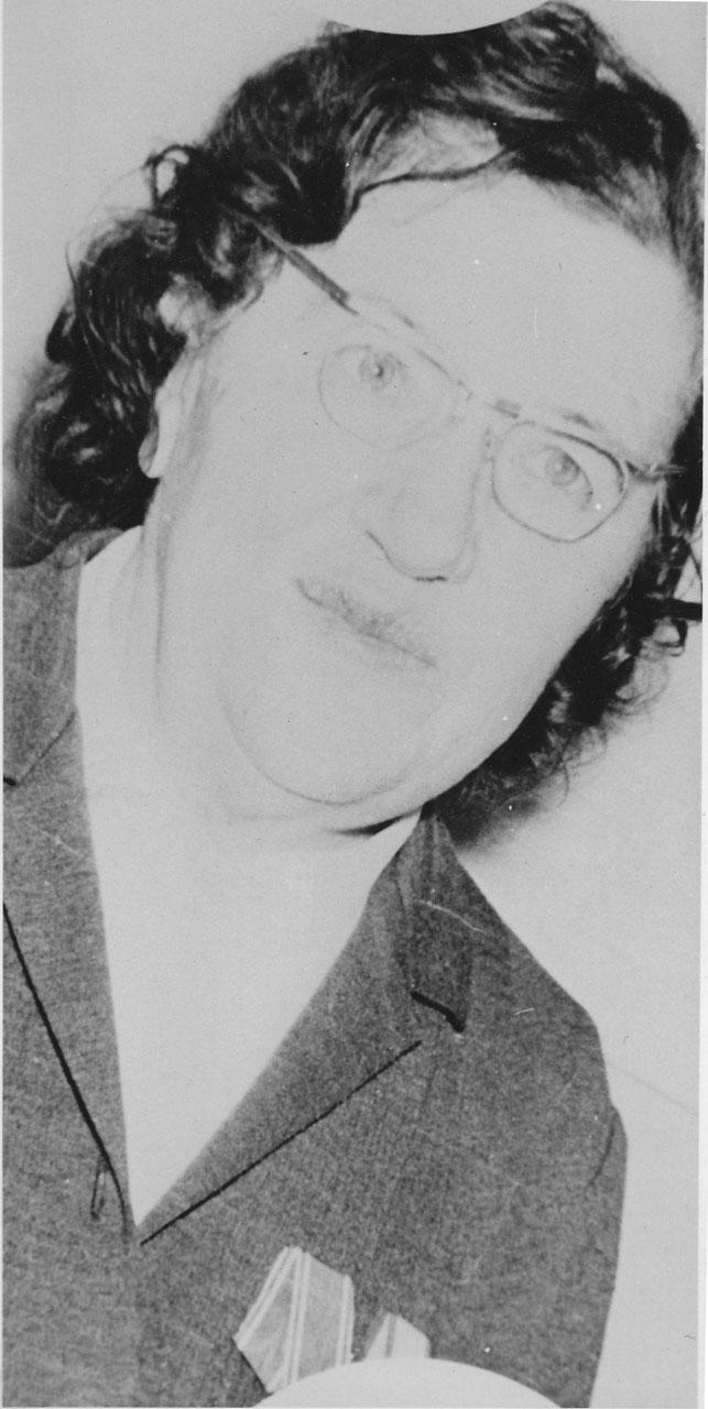 Мария Августовна Михельсон.