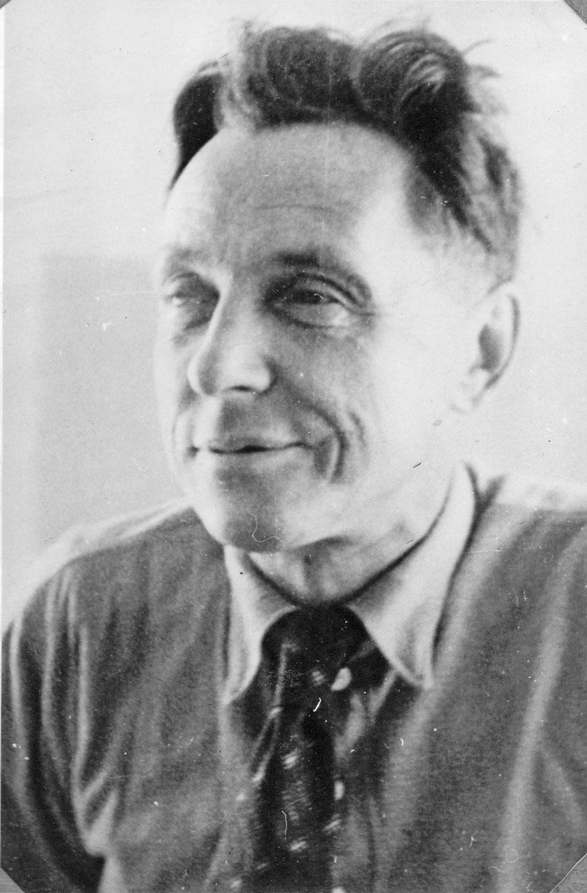 Борис Сергеевич Одинцев.