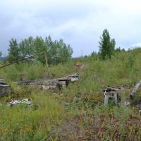 Поселок Стрелка. 2013 год