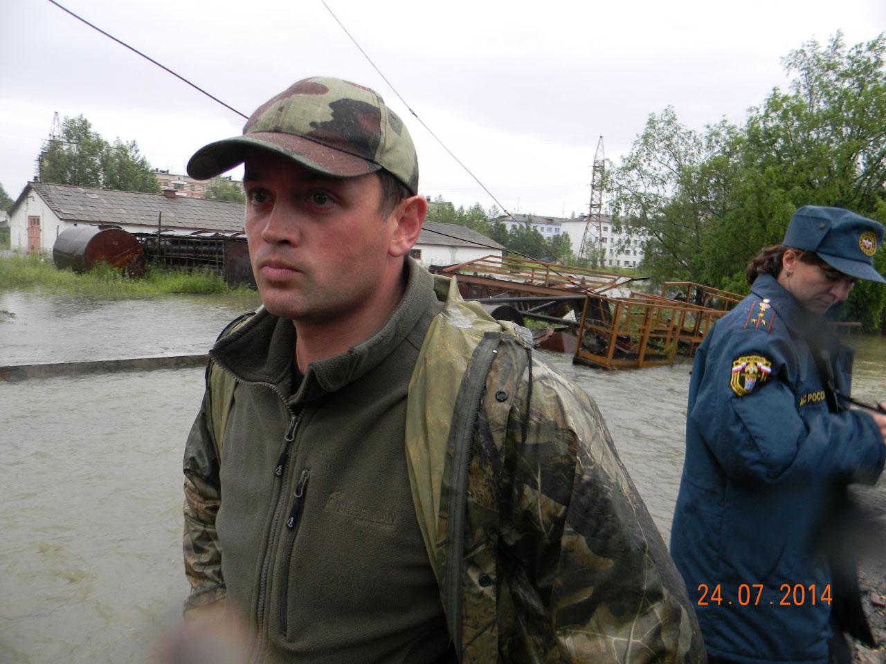 Р.Марзоев - глава Клепки.