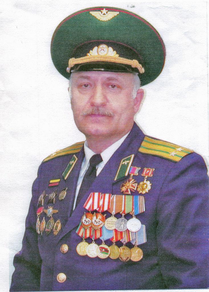 Разин Александр Васильевич.