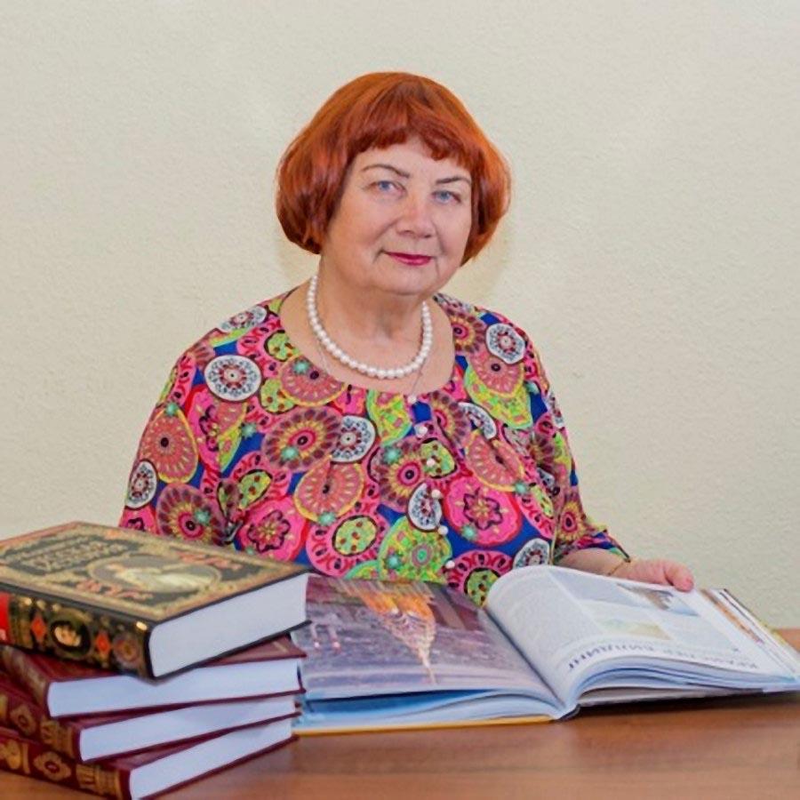 Калинкина Тамара Александровна.