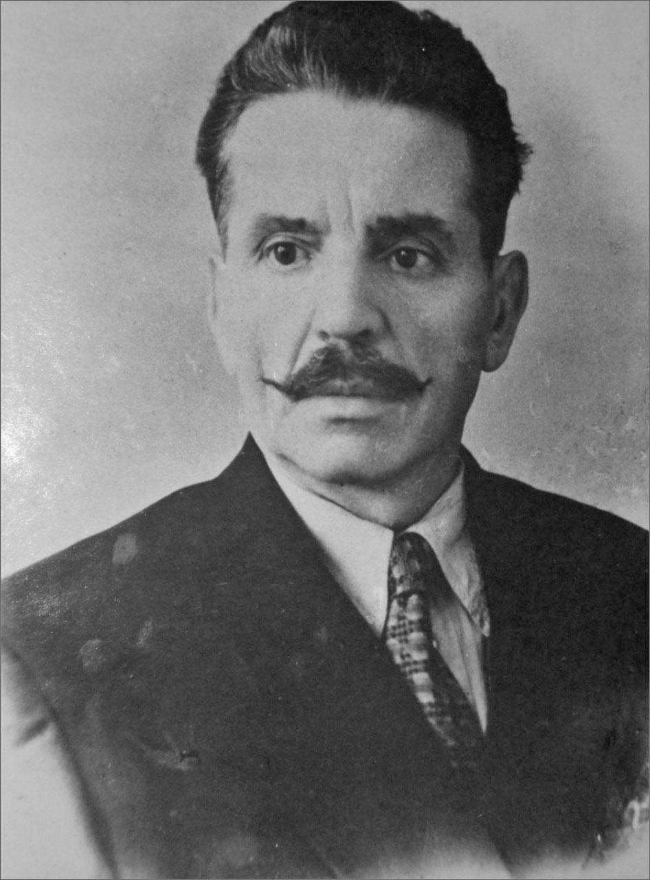 Капленков Николай Петрович. Фото предоставлено Геннадием Капленковым.