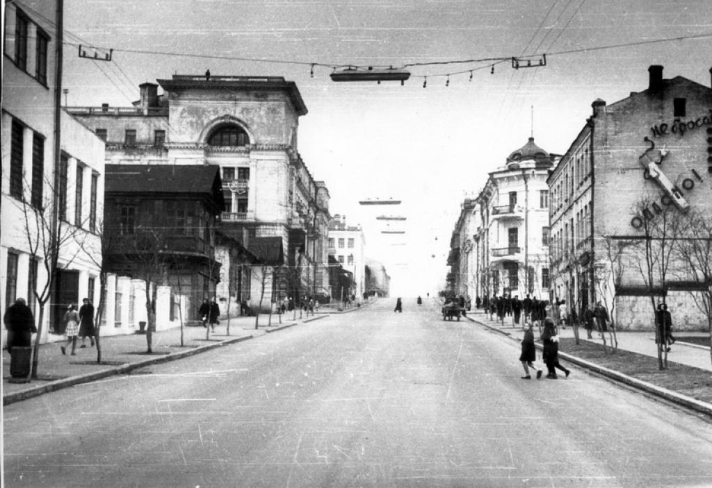 Владивосток, 1939 год.
