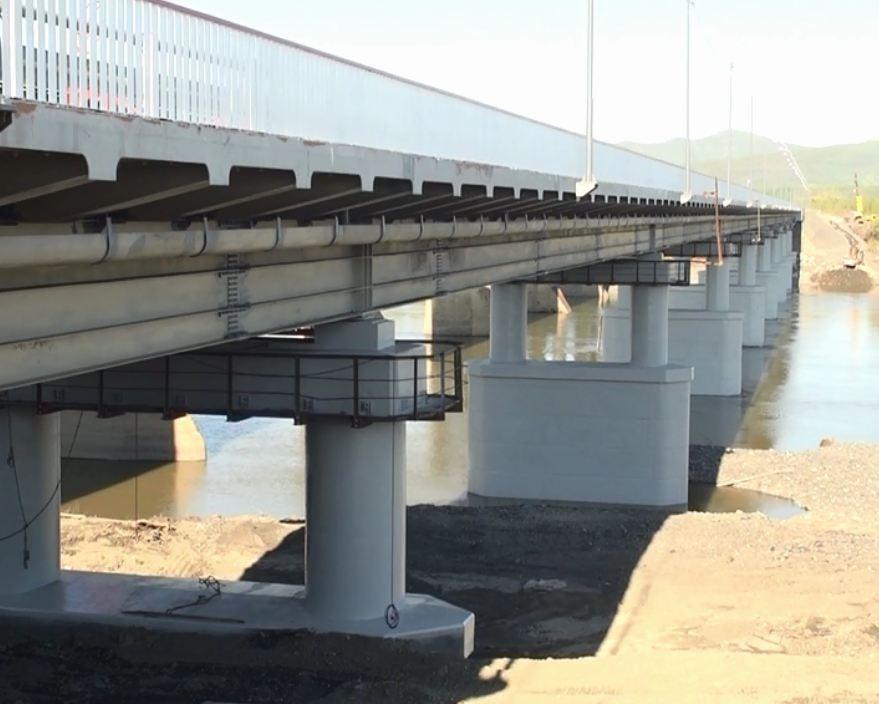 Новый мост через Колыму. 2015 год.