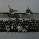 Лето 1944 г. Авиагруппа специального назначения на базе в Элизабет-Сити.