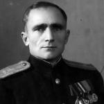 Погорельский Николай Васильевич. Полковник, командир полка, летчик 1 класса