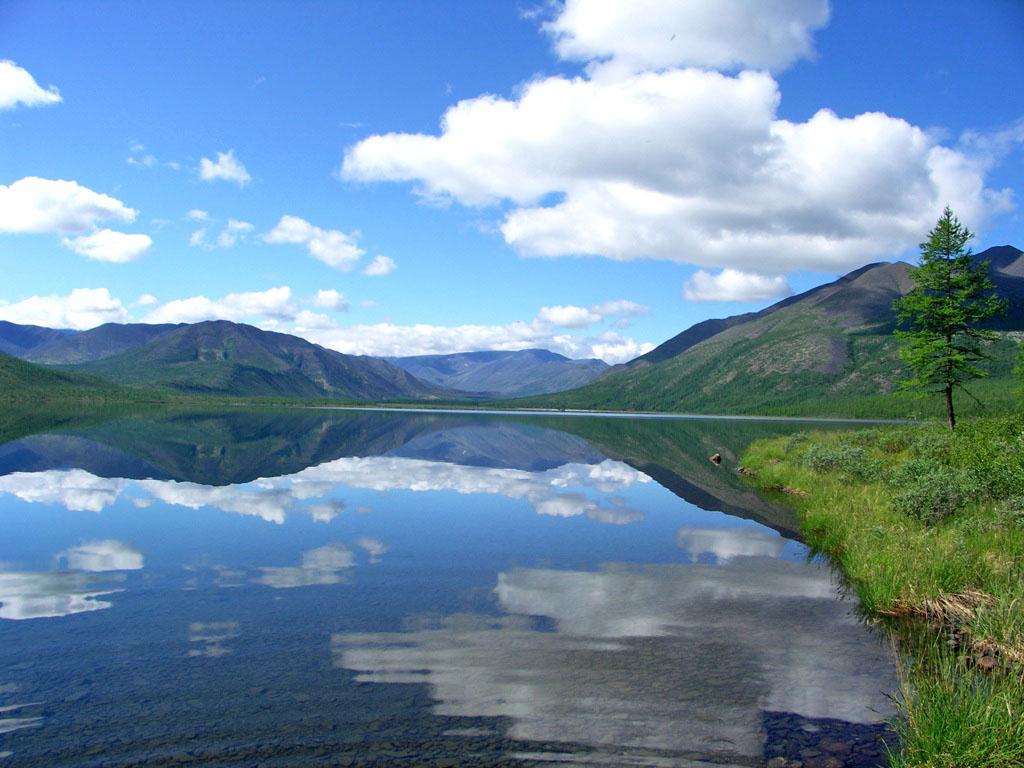 Вид на озера Верхнее. Из архива Андрея Лисицкого.
