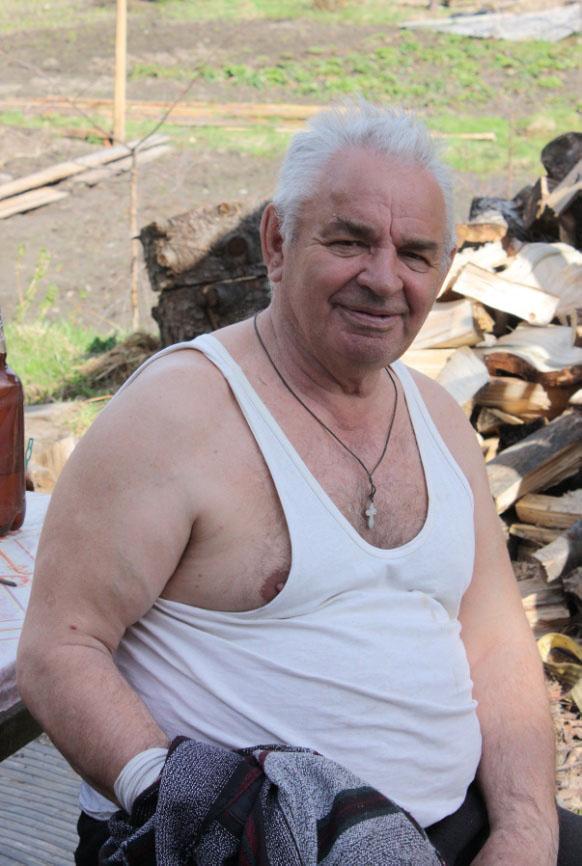 Колымский писатель Станислав Олефир
