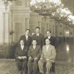 Москва, 7-10 июня 1960 года, Георгиевский зал Кремля