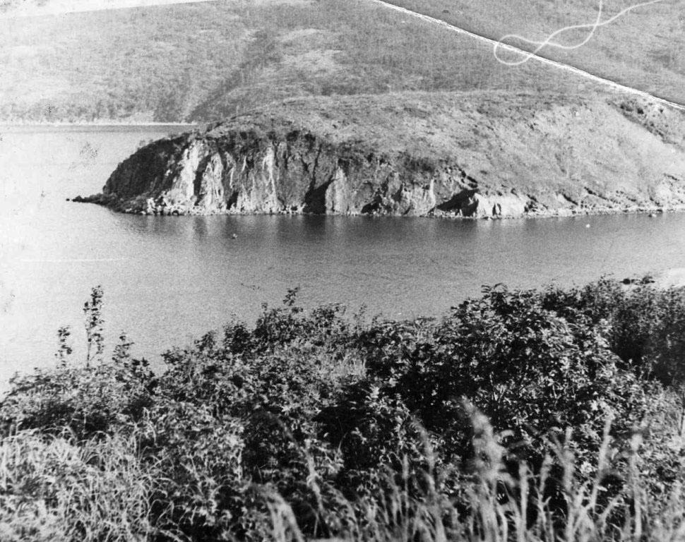 Остров Вдовушка. Бухта Весёлая.