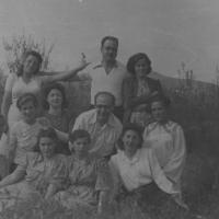 На снимке: врачи и педагоги детского санатория на левом берегу Колымы