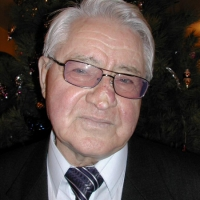 На снимке: В.А. Чистяков