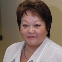 Полярная Ирина Владимировна, Заслуженный врач РФ