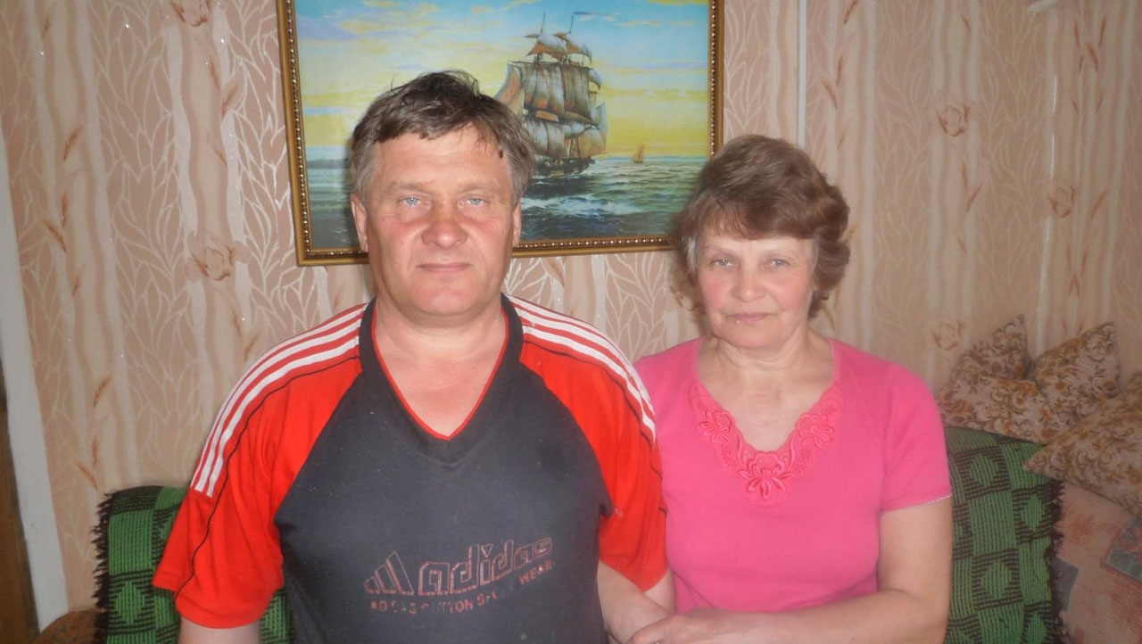 Н.А. и Т.С. Цветковы, 16 мая 2010 года.