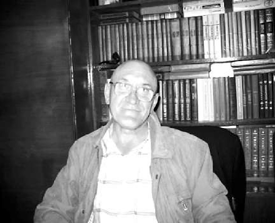 Алимов Анатолий Петрович.