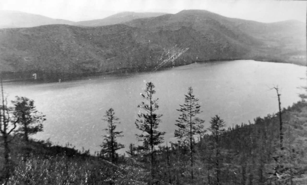 Озеро Роговик. Из архива Валерия Мусиенко.